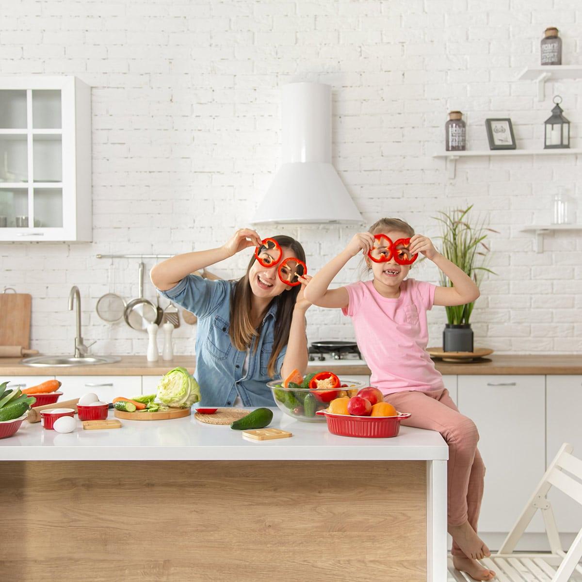 6 Astuces pour faire manger des légumes aux enfants